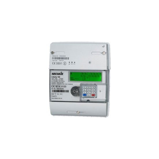 Liberty 100 (Prepaid Meter 1Phase)